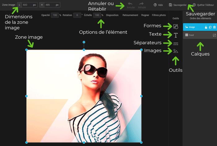 Retoucher Modifier Vos Images Cyberimpact
